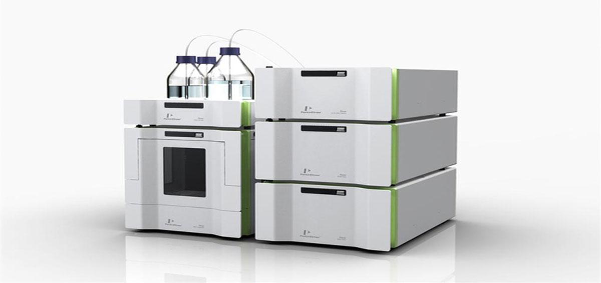کروماتوگراف مایع با کارائی بالا یا HPLC