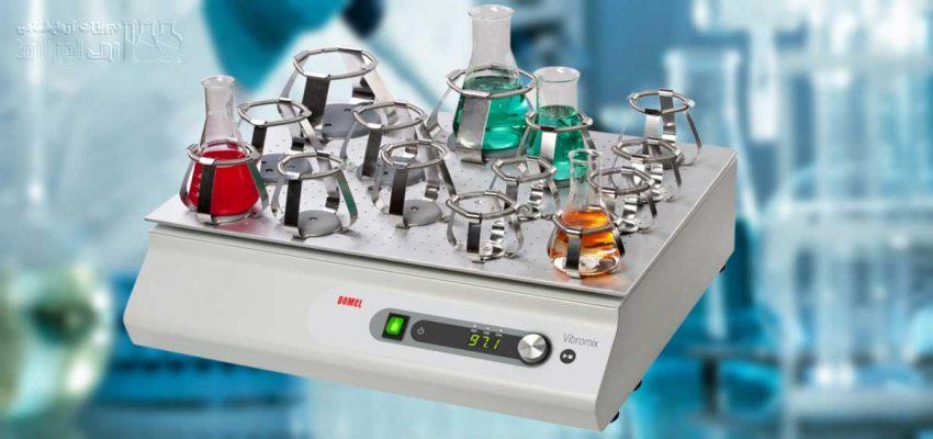 شیکر آزمایشگاهی اوربیتالی