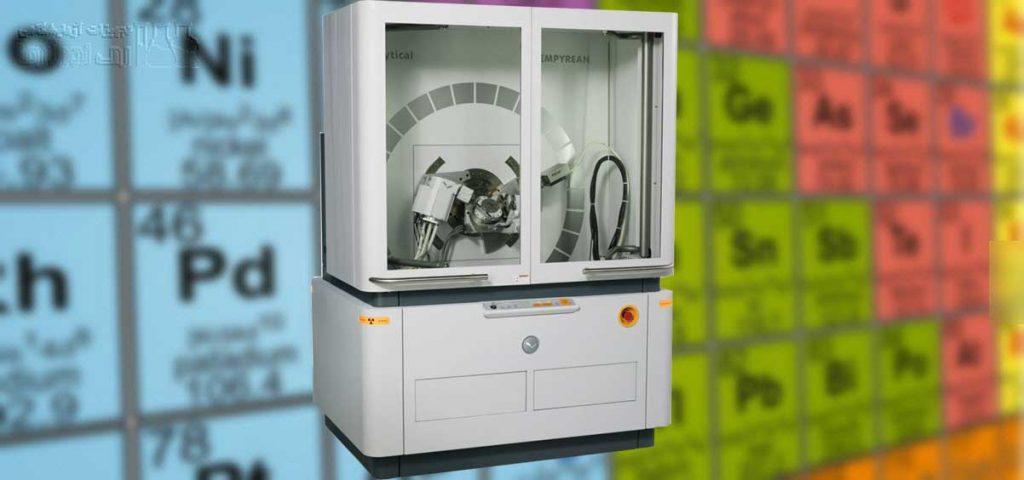 دستگاه پراش اشعه ایکس XRD