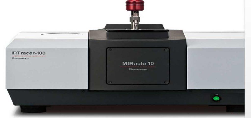 دستگاه طیف سنج مادون قرمز FTIR