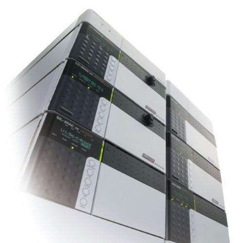 دستگاه کروماتوگراف مایع طیف سنج جرمی سری 2020 محصول شرکت شیمادزو