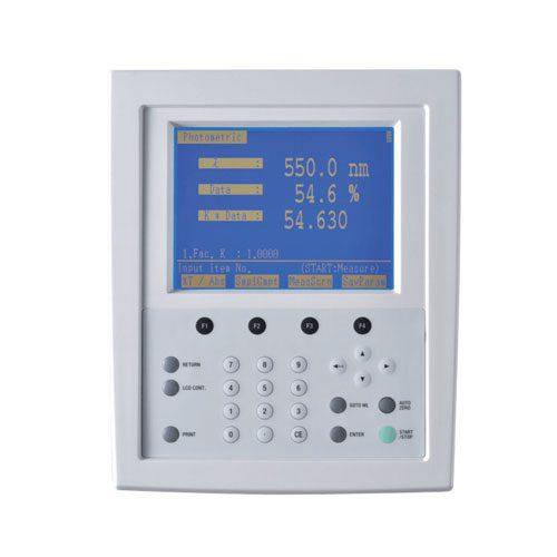 LCD دستگاه اسپکتروفتومتر UV-Vis 1280 کمپانی Shimadzu
