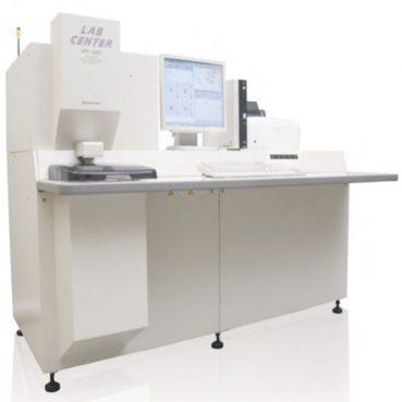 دستگاه اسپکترومتر فلوئورسانس ایکس ری سری LAB CENTER XRF 1800 محصول کمپانی shimadzu
