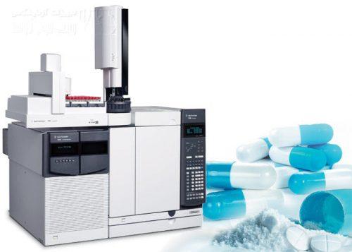 آنالیز فرمالدهید پوشش دارو با دستگاه جی سی مس