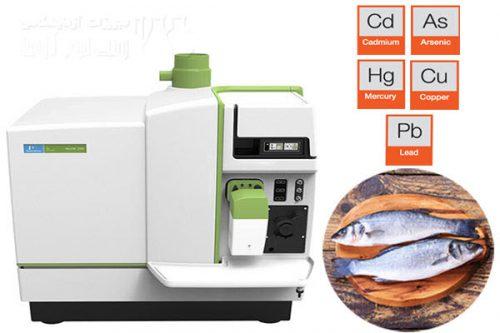 آنالیز فلزات سمی با ICP-MS