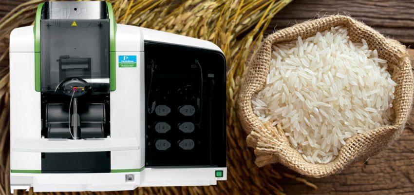 بررسی آرسنیک در برنج با اتمیک ابزوربشن