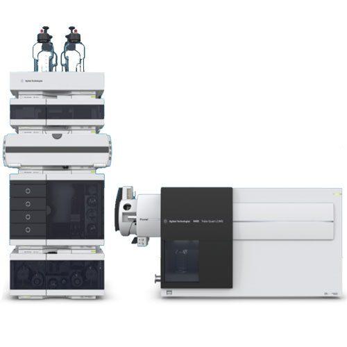 دستگاه Agilent 6495B Triple Quadrupole LC/MS