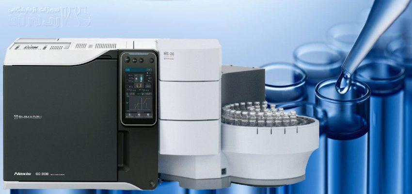بررسی ترکیبات آلی فرار VOC در آب با GC