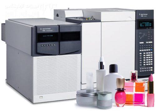 آنالیز ترکیبات معطر در محصولات آرایشی با GC Mass