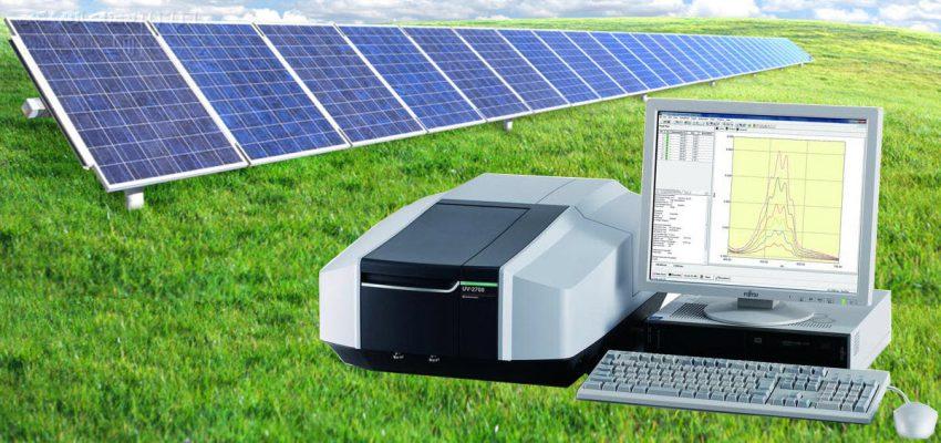 توسعه سلول های فتوولتائیک با UV/Vis/NIR