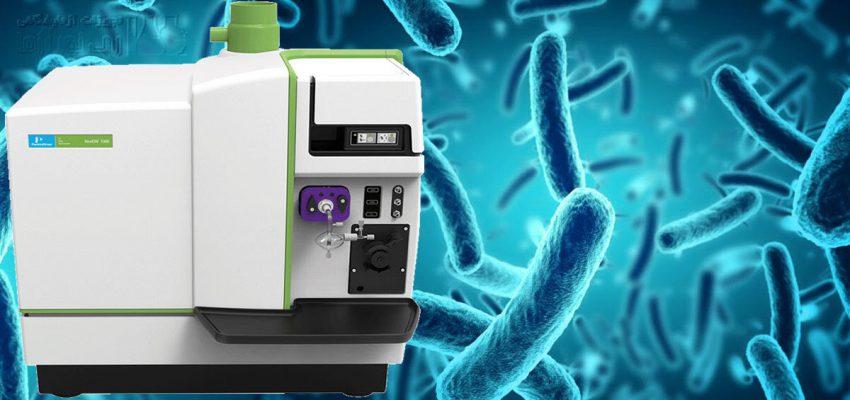 اندازه گیری مقدار آهن در سلول باکتریایی با طیف سنج جرمی ICP Mass