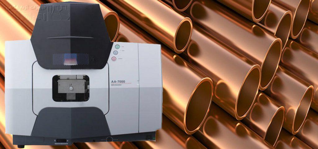 اندازه گیری یون فلزی در محلول آبکاری با اسپکتروسکوپی FAAS