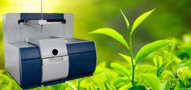 بررسی مواد گیاهی با طیف سنج FAAS