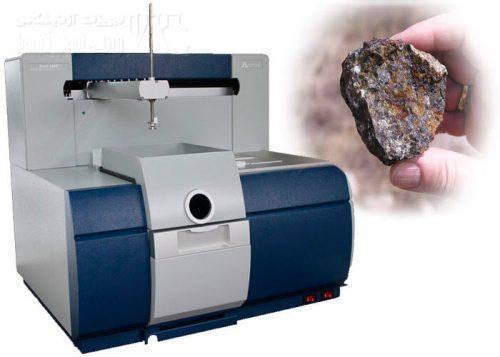 آنالیز سنگ های سیلیکاته با جذب اتمی
