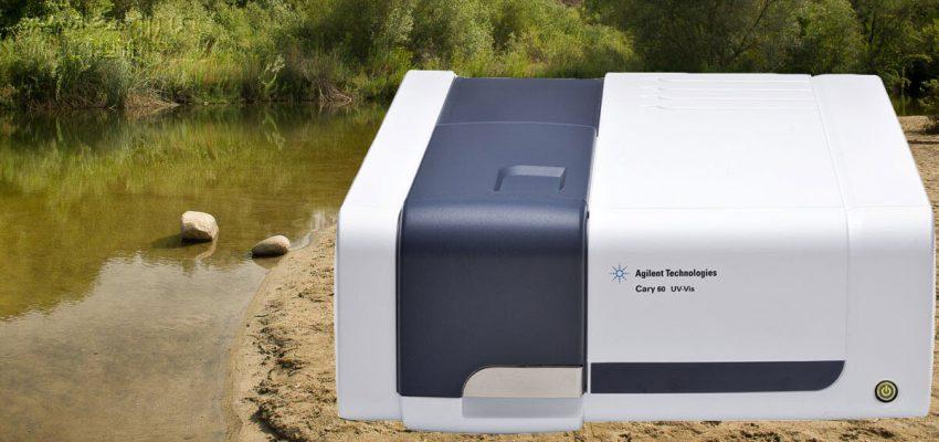 بررسی میزان سیانید های آزاد در آب با UV/Vis