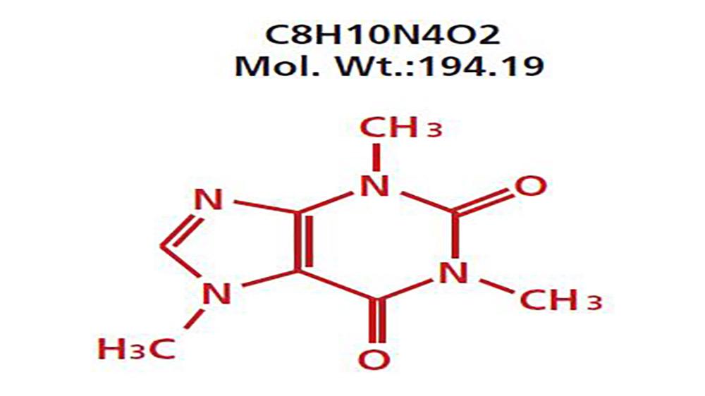 آنالیز کافئین در چای سبز با روش GC