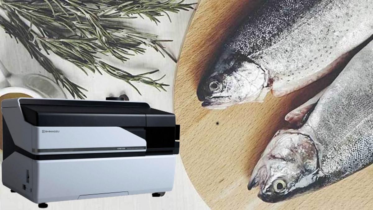 آنالیز عناصر موجود در ماهی با استفاده از دستگاه جذب اتمی ICPMS-2030